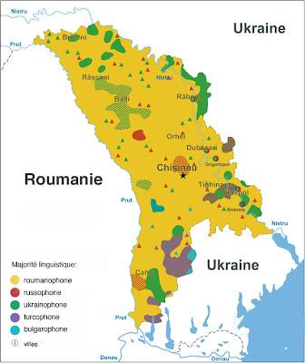 Moldavie : une nouvelle poudrière européenne ? ; une analyse d'Eric Timmermans 10