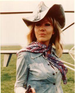 Actress Ingrid Anderson