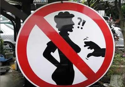 Os sinais de proibição mais bizarros 31