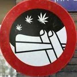 Os sinais de proibição mais bizarros 3