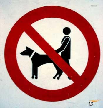 Os sinais de proibição mais bizarros 1