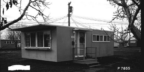 Early Prefab Housing In Washington State