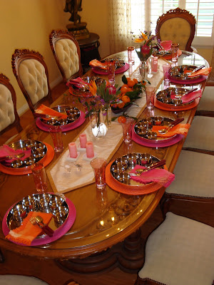 Ethnic Indian Decor: Traditional Thali Setting By Komali Nunna