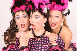 """Hot Pink Feathers"" Dance Troupe Comes to Oakland"