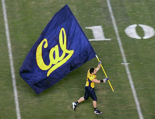 Cal v. ASU - Kevin Riley's gutsy play gets 23 to 21 win!