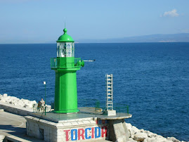 Phare de Splitz (Croatie)