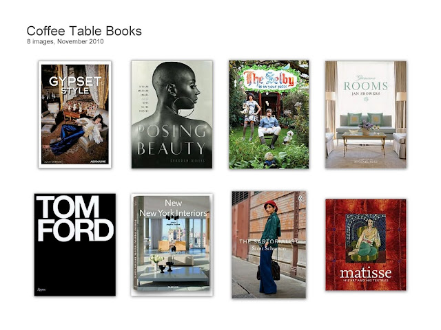 What Are Some Of Your Favorite Coffee Table Books Any Suggestions On I Should Include In My Next Post Until Then