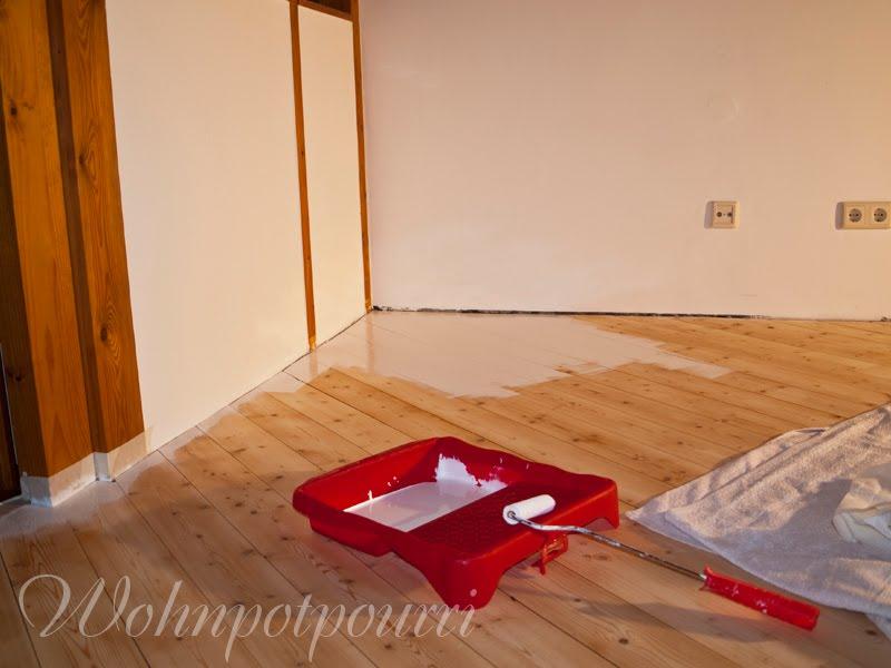 wohnpotpourri wir haben einen weissen boden. Black Bedroom Furniture Sets. Home Design Ideas