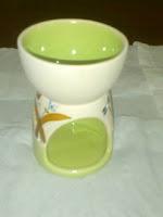 Burner oil set ceramic
