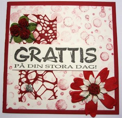 grattis på din stora dag Fröken Hamsters funderingar: Grattis på din stora dag! grattis på din stora dag
