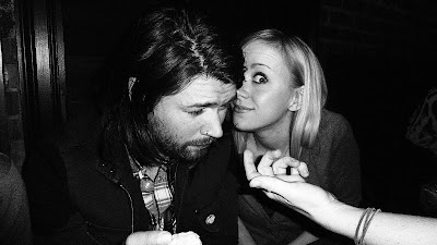 Adam Lazzara and Misha Vaagen