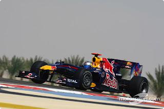 Formula1 2010, la temporada empezó en Bahrein. 3