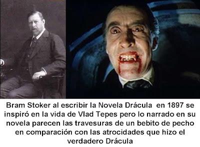 """Bram+Stocker+2 - Drácula """"El Empalador"""". La realidad siempre supera a la ficción"""