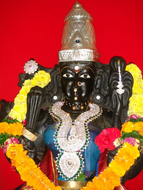 shivyog: Mahameru Kumkum Abhishekam