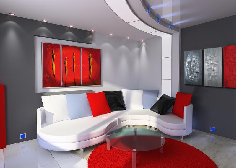 conseils d co et relooking nouvelles id es pour la d coration du salon. Black Bedroom Furniture Sets. Home Design Ideas