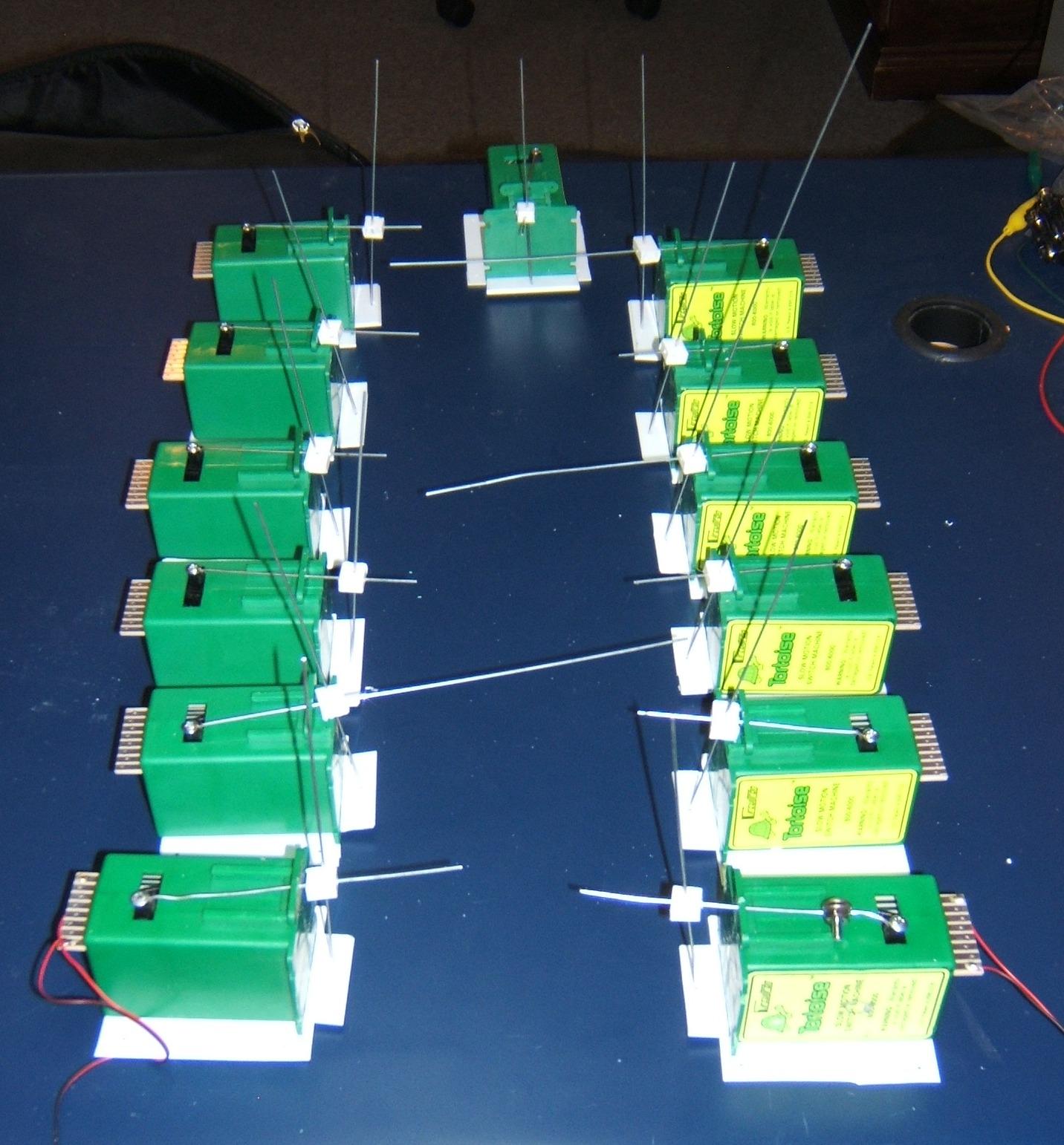 Single Crossover Wiring Diagram Tortoise Switch Machine Auto