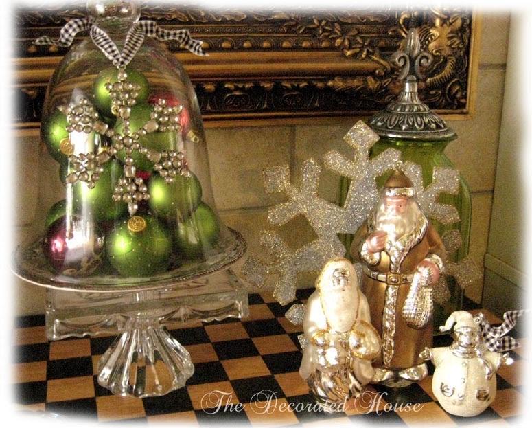 The Decorated House: ~Christmas Joy, Happy Sunday