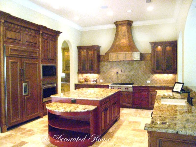Is Mixing Kitchen Cabinet Finishes Okay Or Not: Kitchen Cabinets . Mixed Finishes