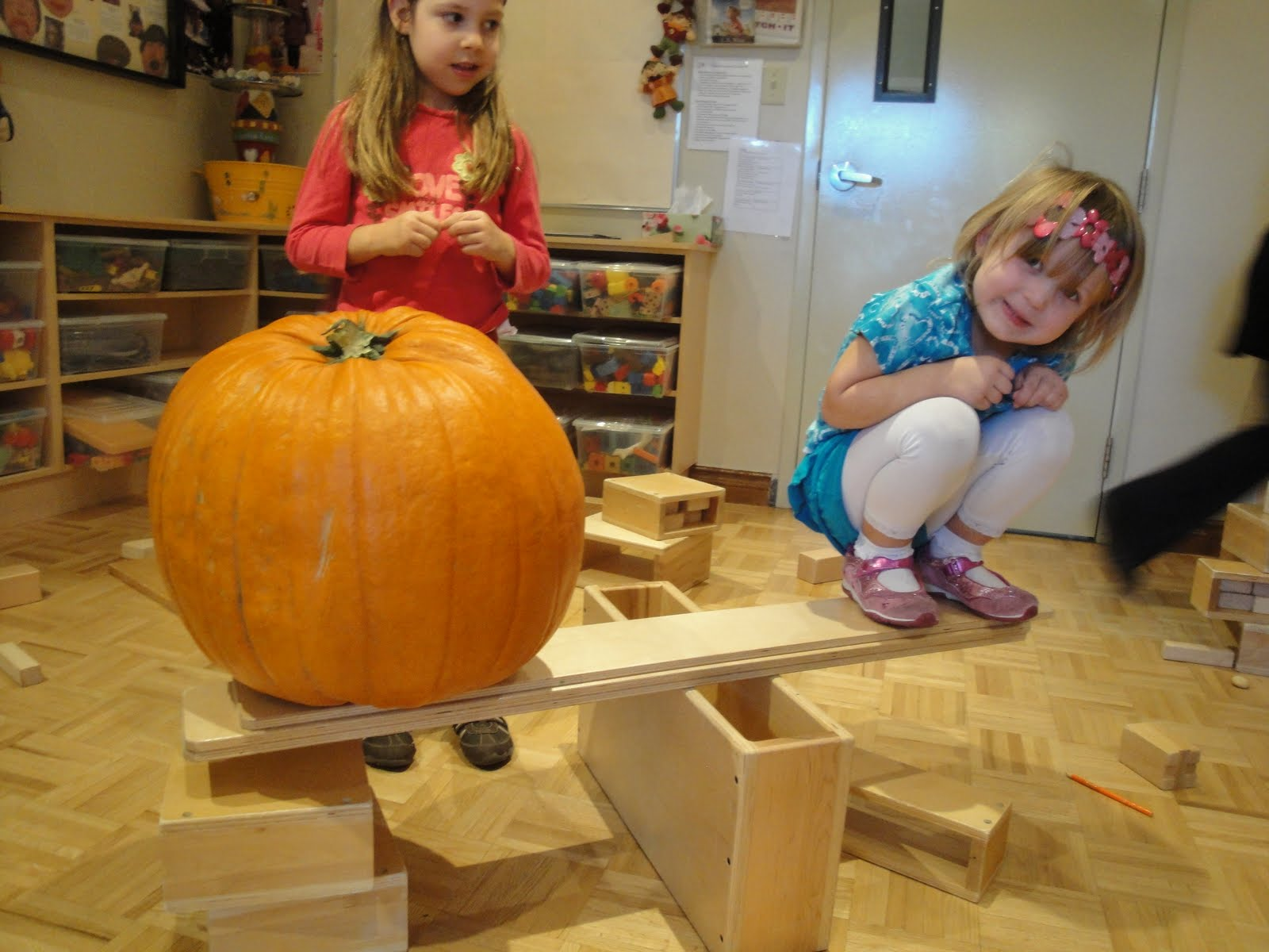 Extraordinary Classroom The Are Many Ways To Weigh A Pumpkin