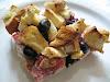Strawberry-Blueberry Breakfast Casserole