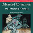 Silver Blade Adventures: [Review] AA9 The Lost Pyramid of Imhotep