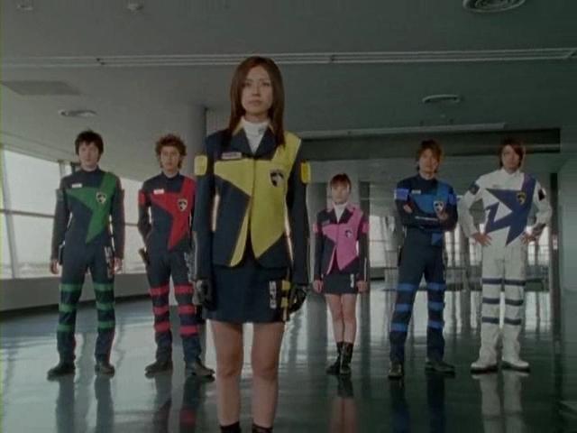 Tokusou sentai dekaranger episode 12