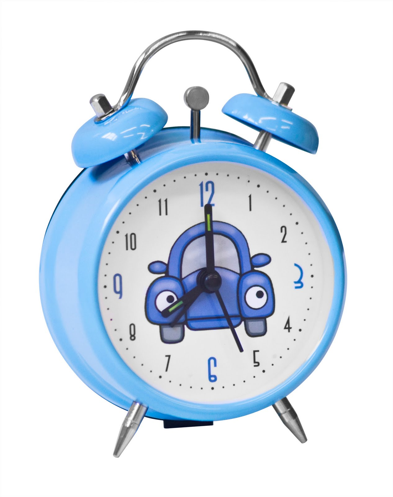 klokka for barn