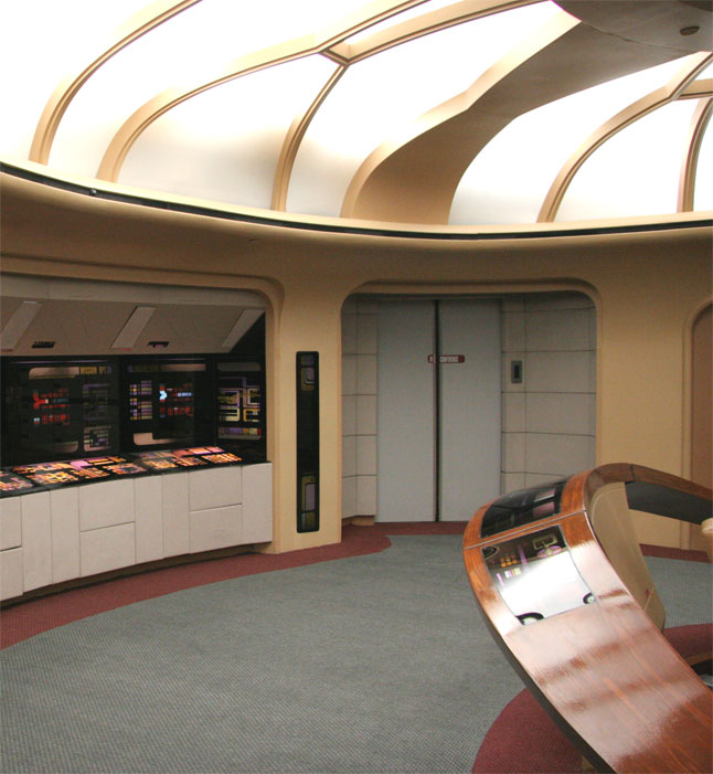 Uiproductions: Star Trek Door