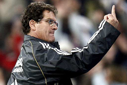 Capello's vote of no-confidence