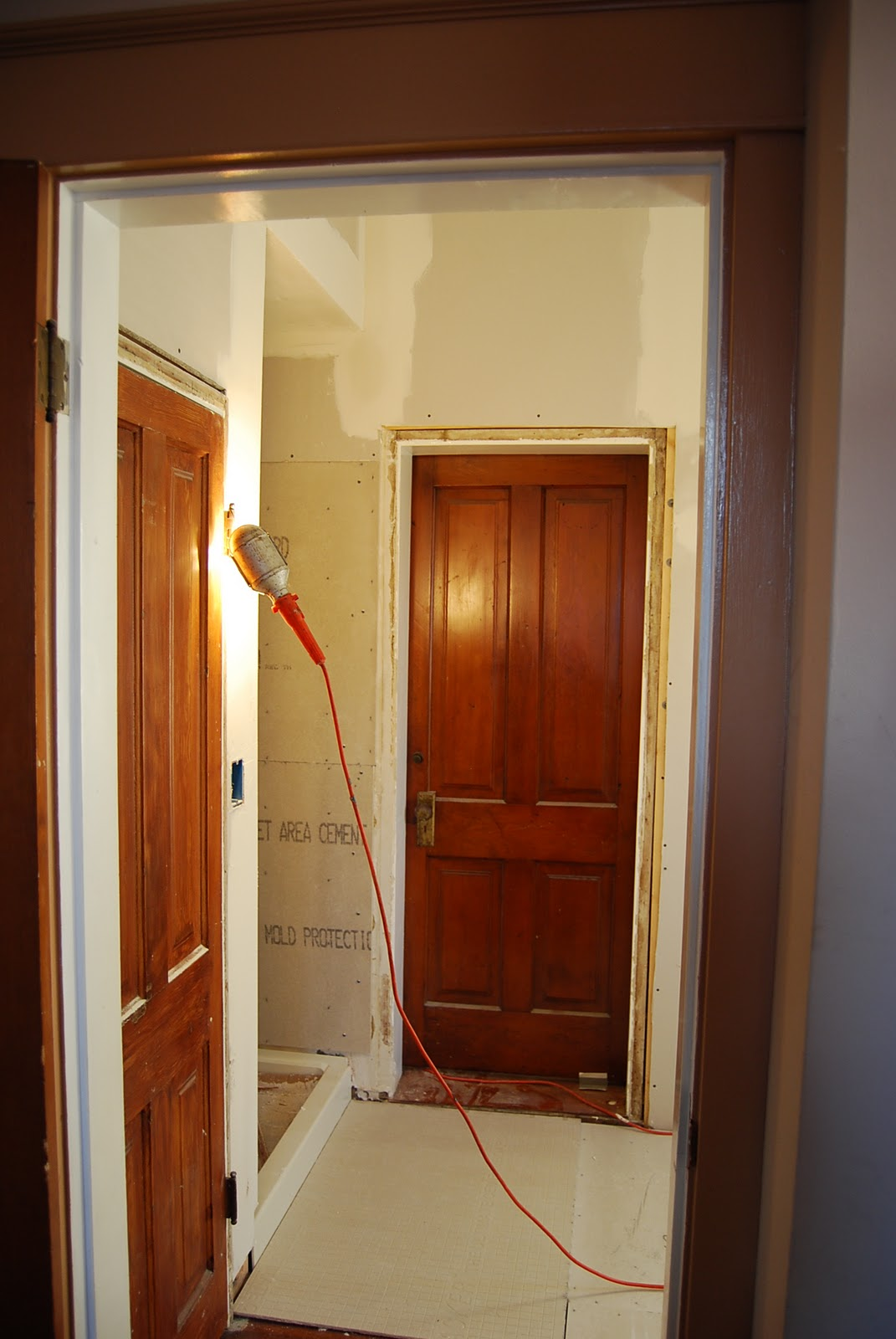 Stand And Deliver Bathroom Renovation Drywall And Tub