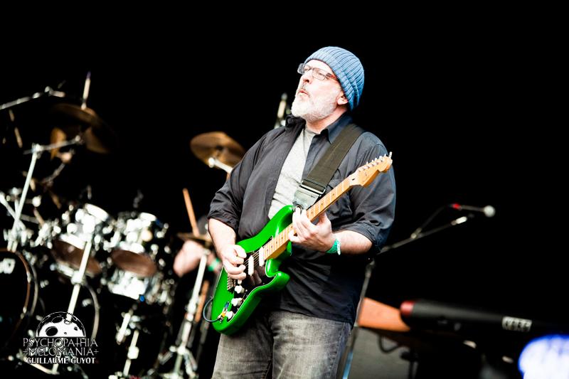 Joe Satriani @Hellfest 2016 - samedi 18/06