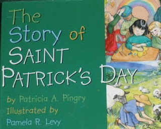Cover image of The Story of St. Patrick's Day by Patricia A. Pingry