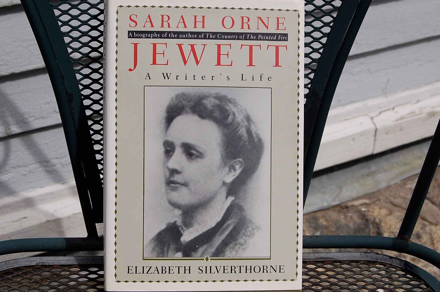a biography of sarah orne jewett and features of her writing Homeschooling high school – language arts / english 3  the way her puritan upbringing effected her writing  will read sarah orne jewett's allegory.