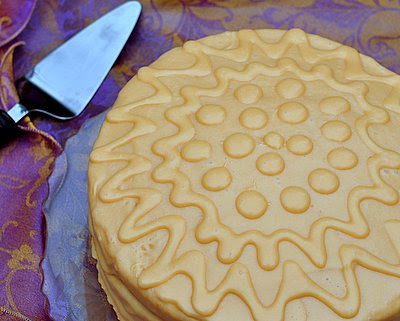 Best-Ever Caramel Cake, a gorgeous special-occasion cake, best made the day before.