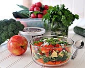 Quick 'n' Easy Raw Salad