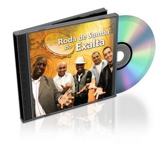 dvd roda de samba do exalta