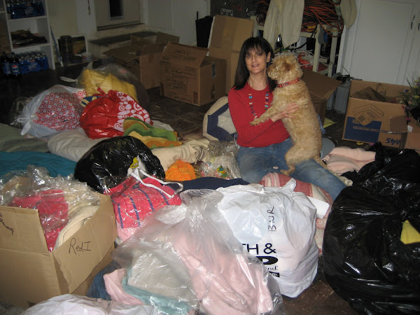 2008 Operation Blankets of Love Drive