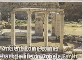 rome reborn on google earth