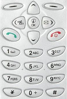 alphanumeric phone keypad