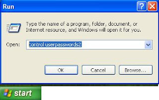 Automatically Log On @ Windows PC 1
