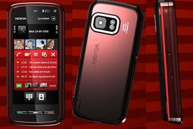 Nokia 5800 XpressMusic Mobile Phone overview image