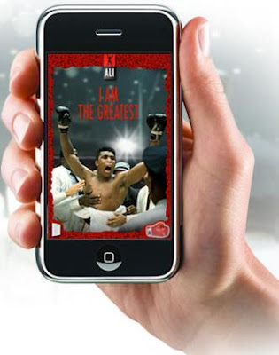 Muhammad Ali iPhone App - Ali's Greatest Jabs
