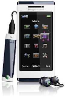 Sony Ericsson Aino Slider Phone Specs Overview 1