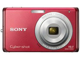 Sony DSC W180 - Unveil the joy of true life photography 1