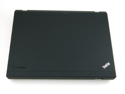 Lenovo ThinkPad W700ds Dual Screen Laptop top view