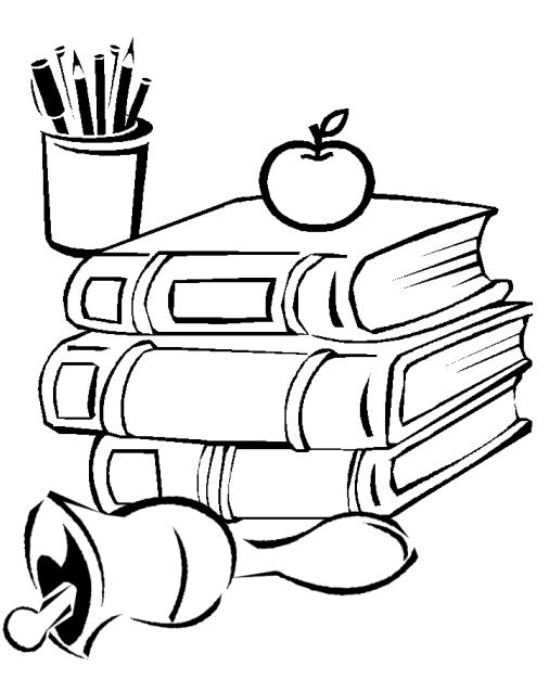 Imagens De Livros Para Imprimir E Colorir Educacao Online