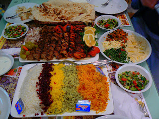 Iranian food in Doha