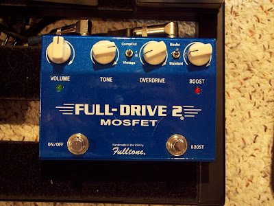 booze and blues gear review fulltone fulldrive 2 mosfet edition. Black Bedroom Furniture Sets. Home Design Ideas