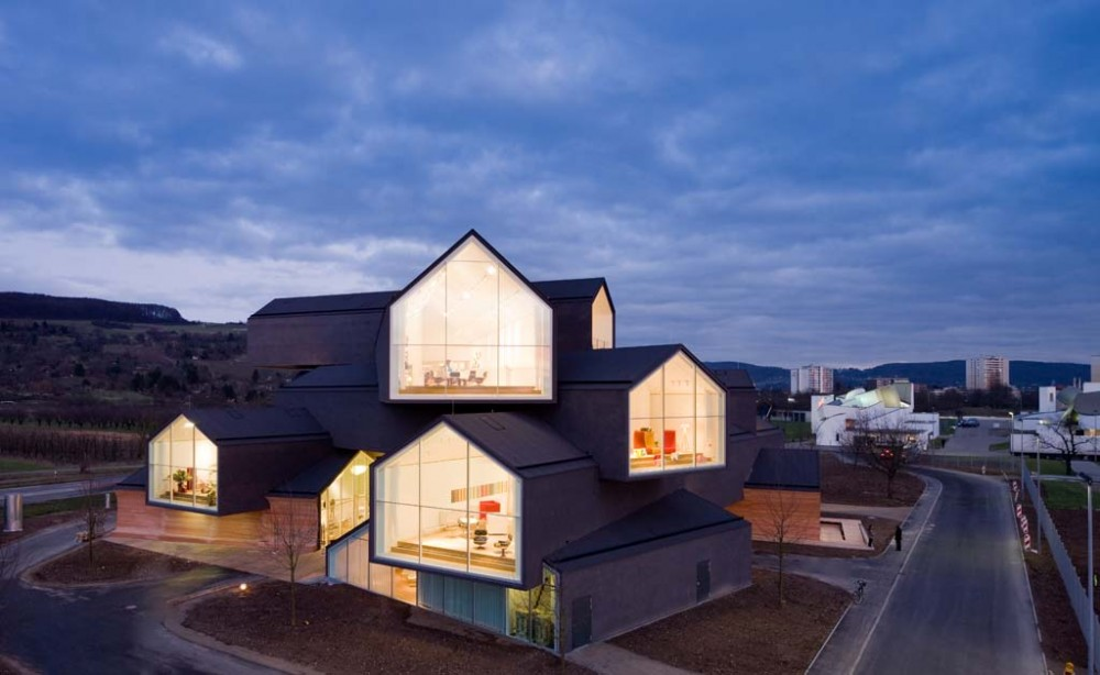 VitraHaus by Herzog & de Meuron. Photo by Iwan Baan