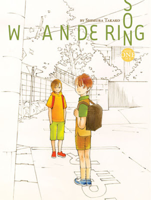 Wandering Son Book One by Takako Shimura.